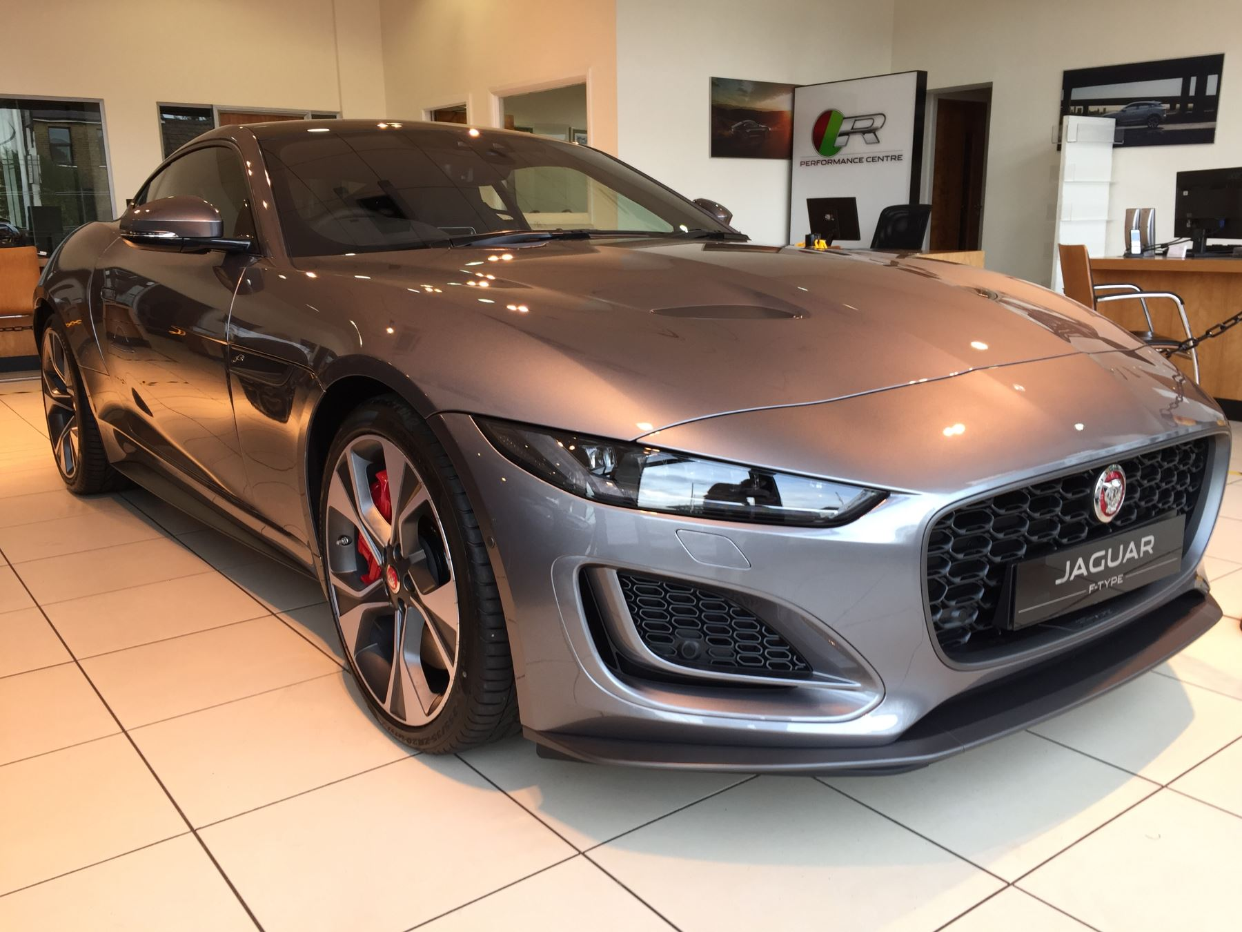 Jaguar F-TYPE 5.0 P450 Supercharged V8 First Edition SPECIAL EDITIONS Automatic 2 door Coupe
